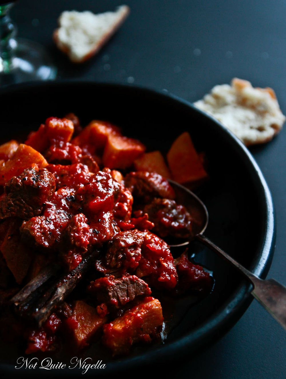 Beef and Quince Stew
