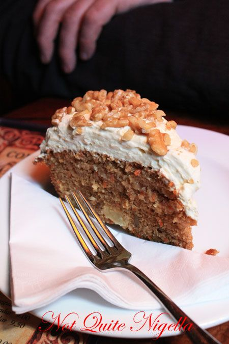 common ground katoomba carrot cake