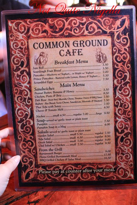 common ground katoomba menu 2
