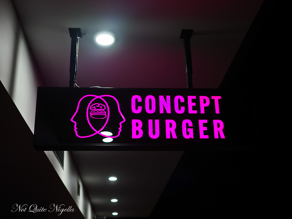 Concept Burger Wolli Creek