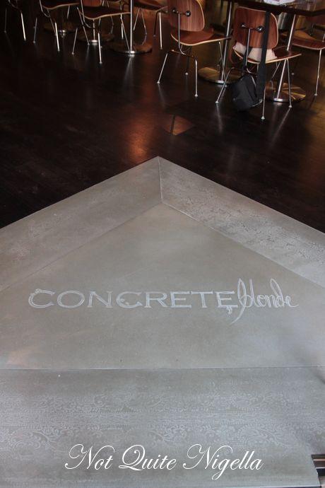 concrete blonde kings cross
