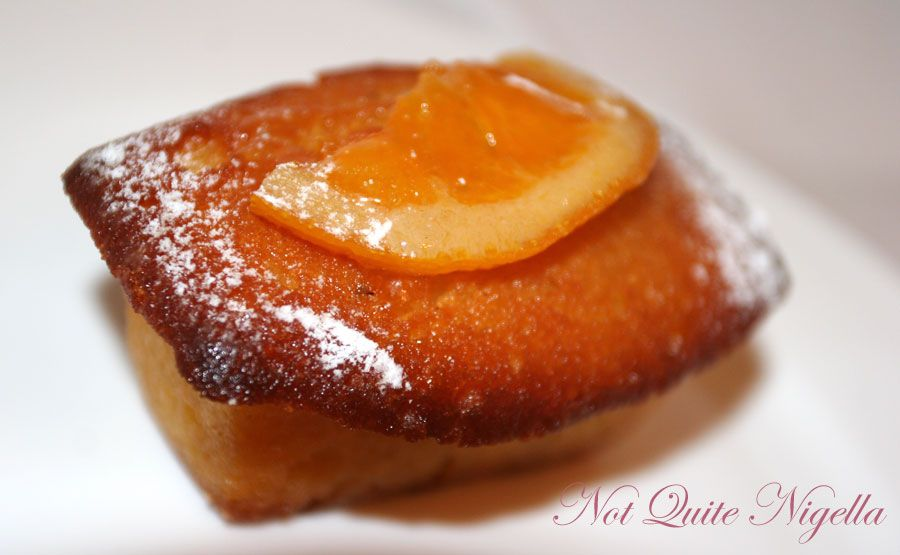 Confiseur & Co at Mosman Orange syrup cake