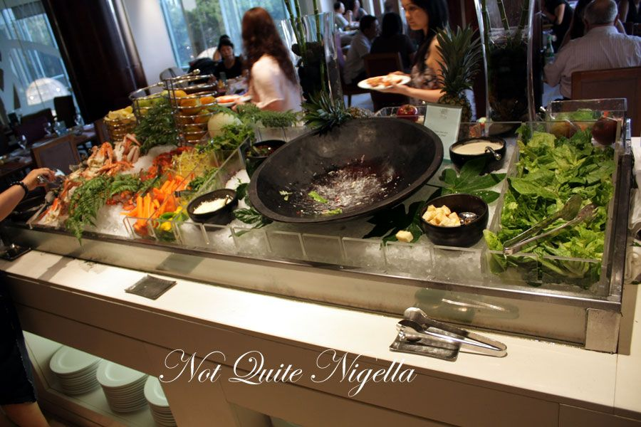 Conquering a Buffet 101: Buffeting like a Pro, Cafe Mix, The Rocks, Sydney