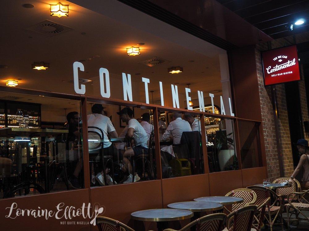 Continental Deli, CBD