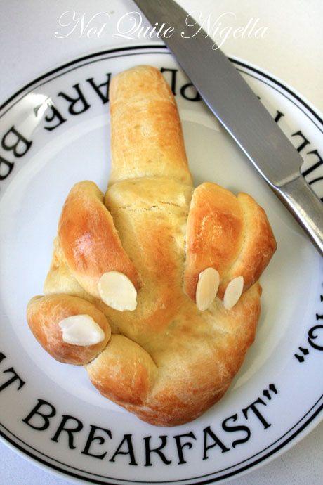 flipping the bird bread 2