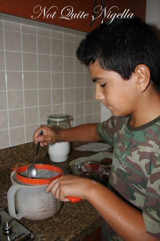Cooking with Kids: Afghan Cookies