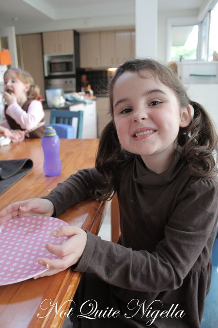 Cooking With Kids: Polenta Gnocchi