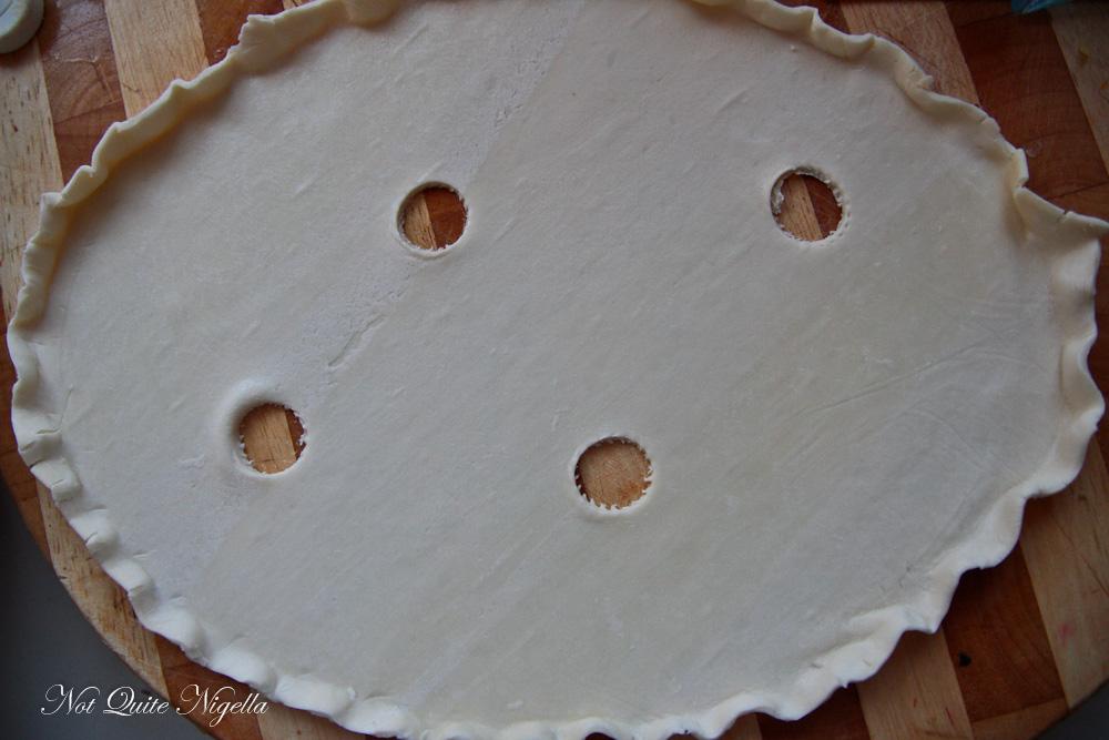 Coq Au Vin Pie