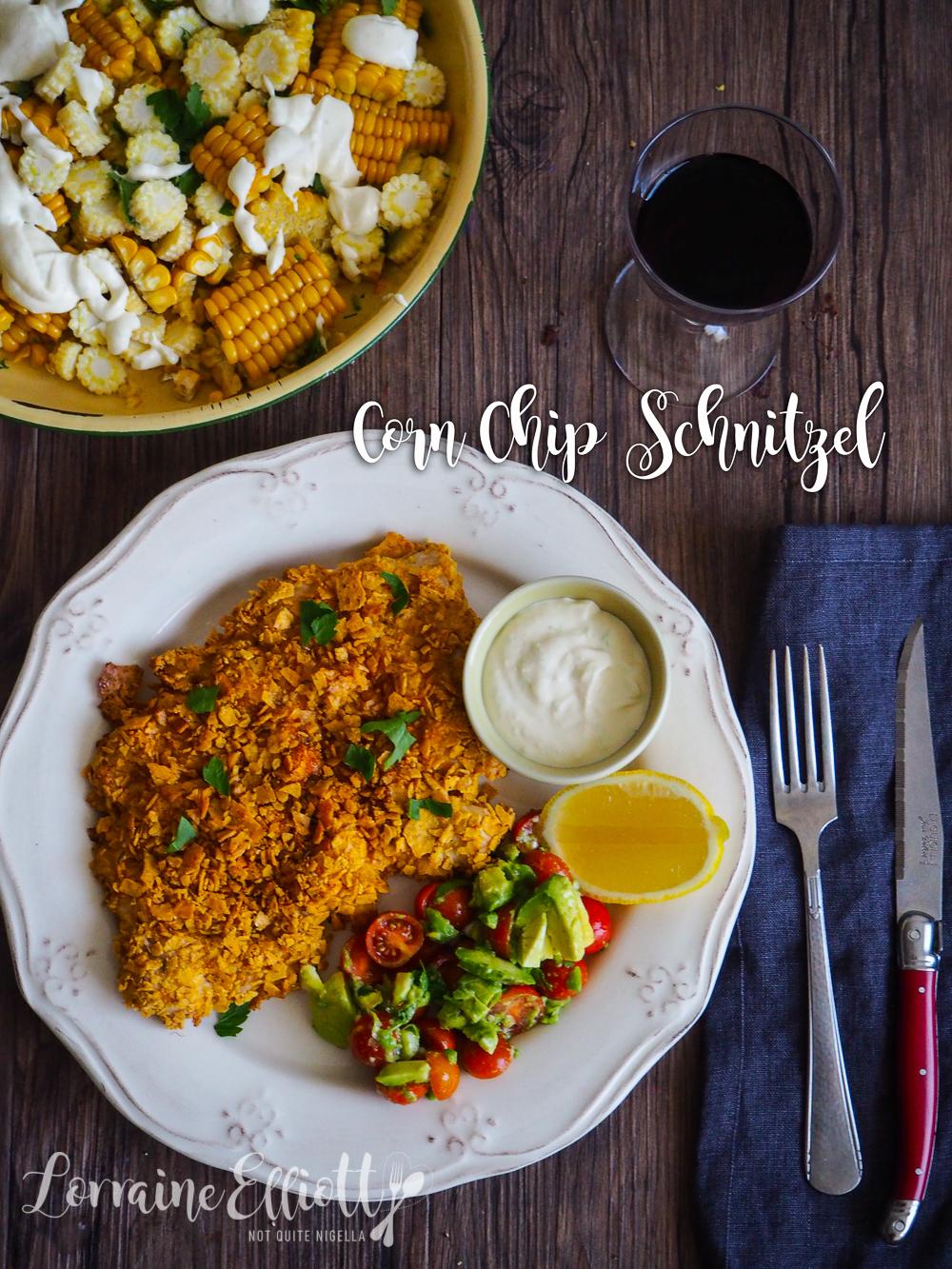 Corn Chip Schnitzel