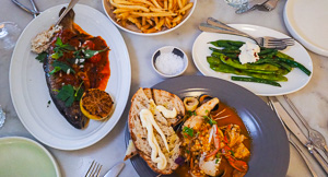 Seafood Feast At The Cosmpolitan, Double Bay