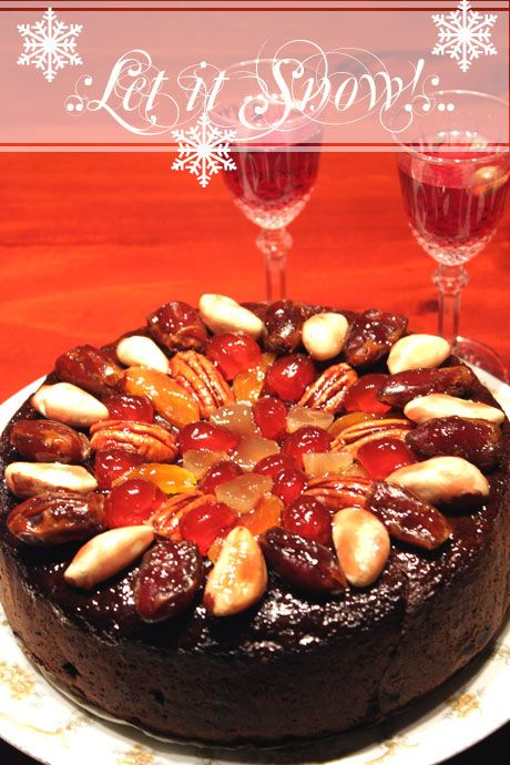Countdown 'til Christmas-some recipe suggestions from ghosts of recipes past