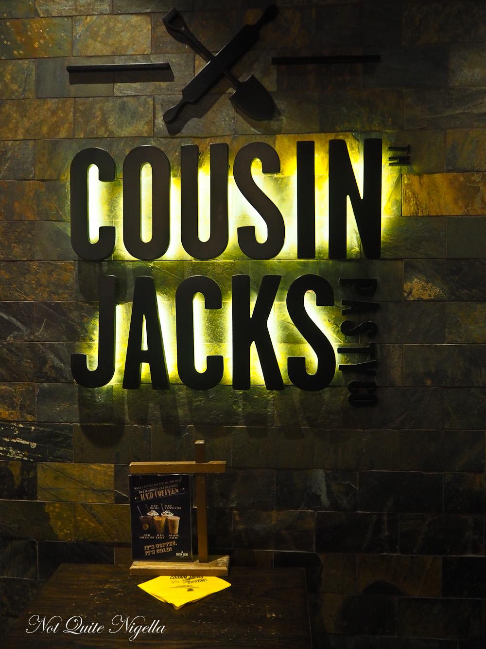 Cousin Jack's Pasties