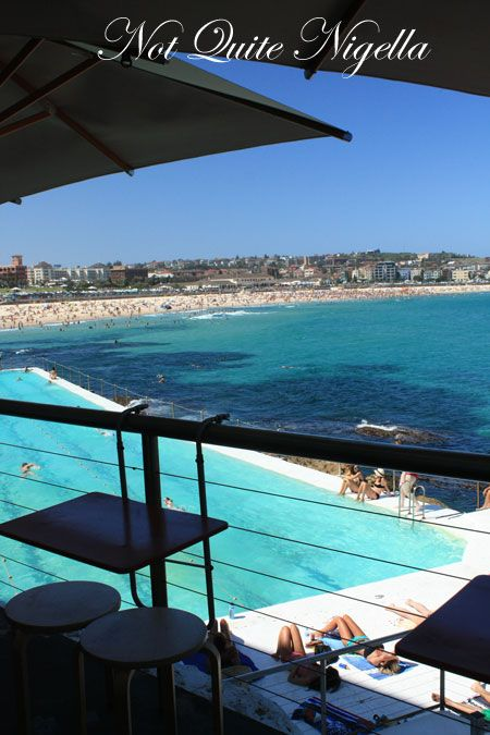 the crabbe hole bondi icebergs view