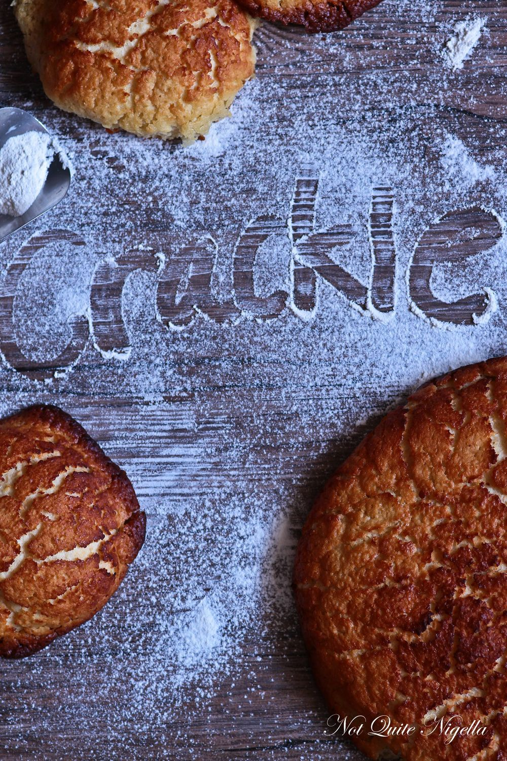 crackle bread