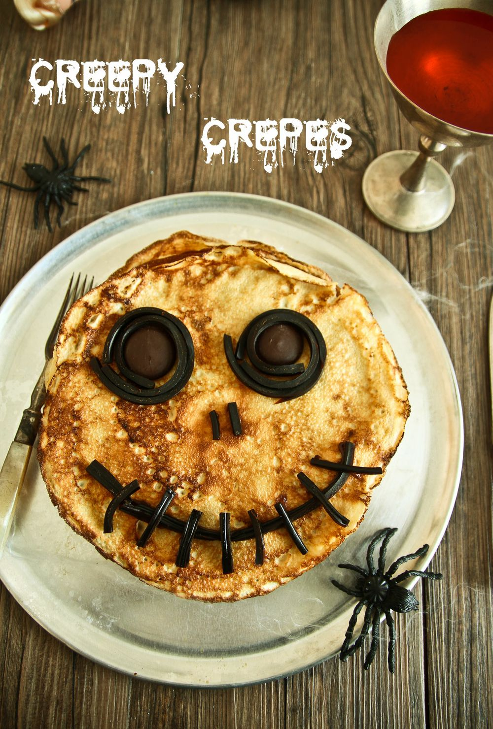 creepy crepes