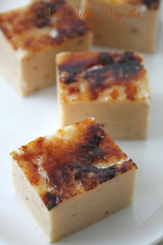 Creme Brulee Fudge: A Tale of Three Fudges