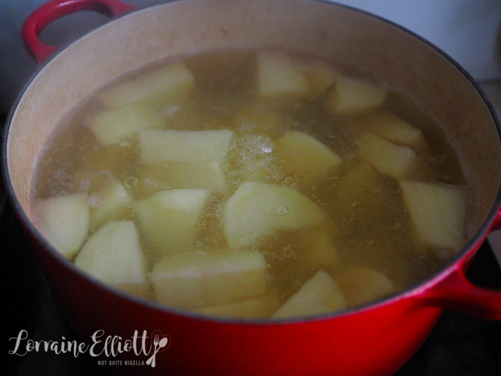 Best Crispiest Roasted Potatoes