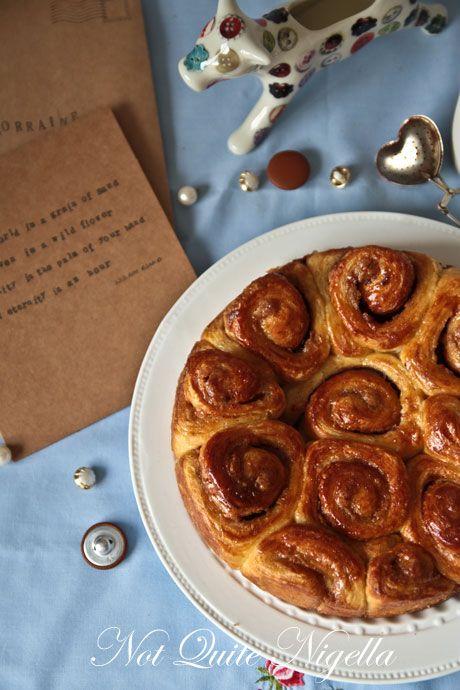croissant buns recipe