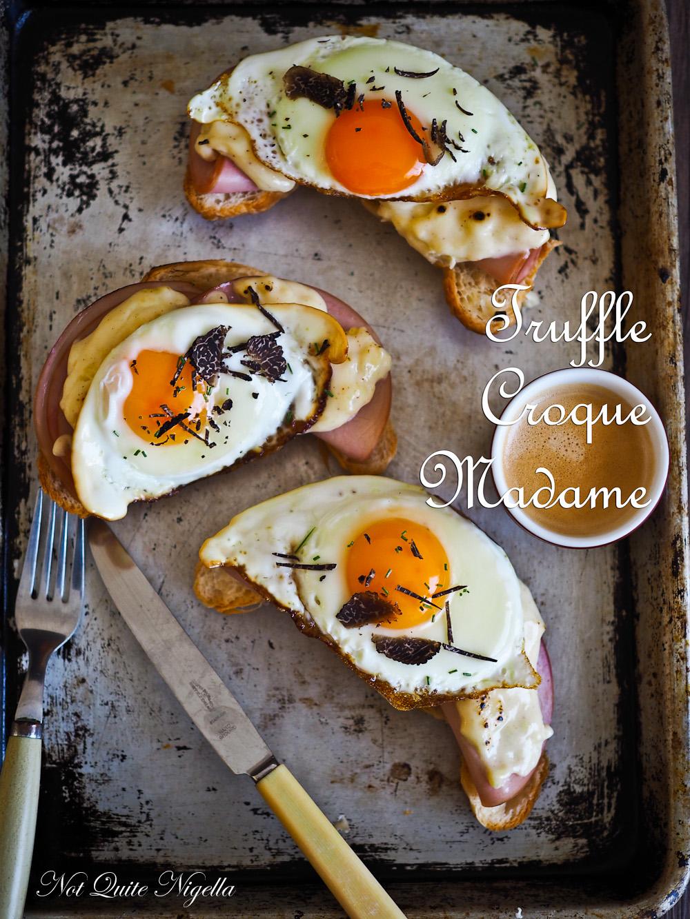 Truffle Croissant Madame