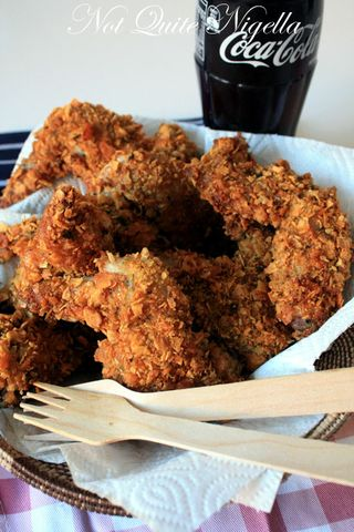 southern deep fried chicken 1