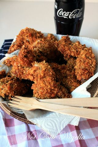 southern deep fried chicken 3