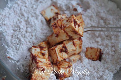 crunchy tofu tacos, flying pig, recipe
