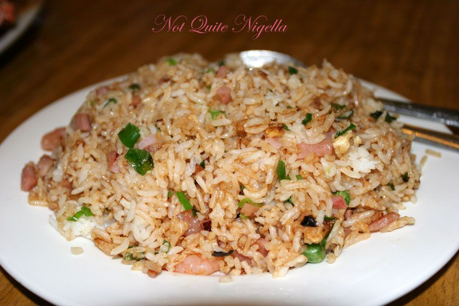 Crystal Garden at Malabar Fried rice