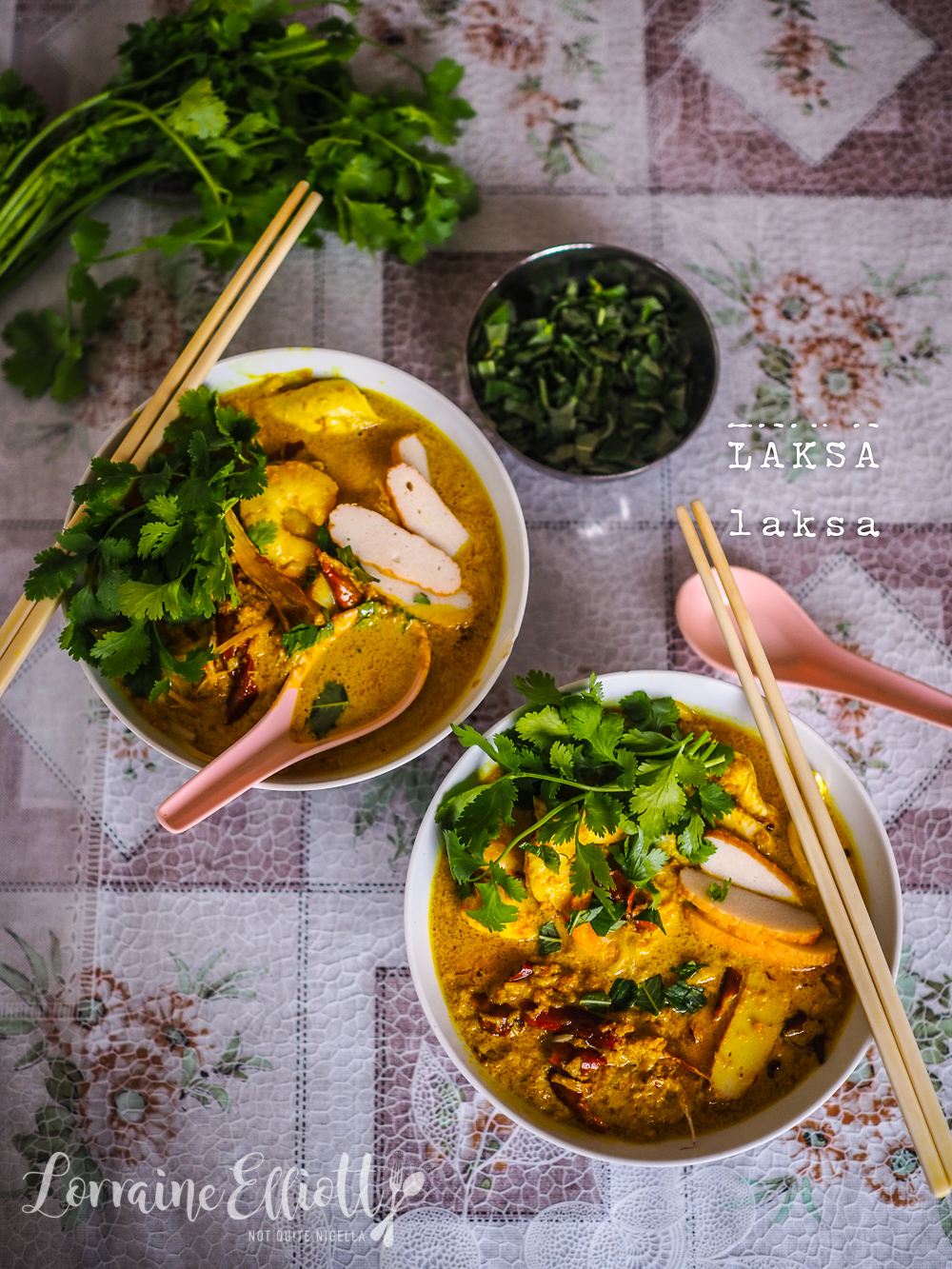Curry Laksa Recipe Authentic