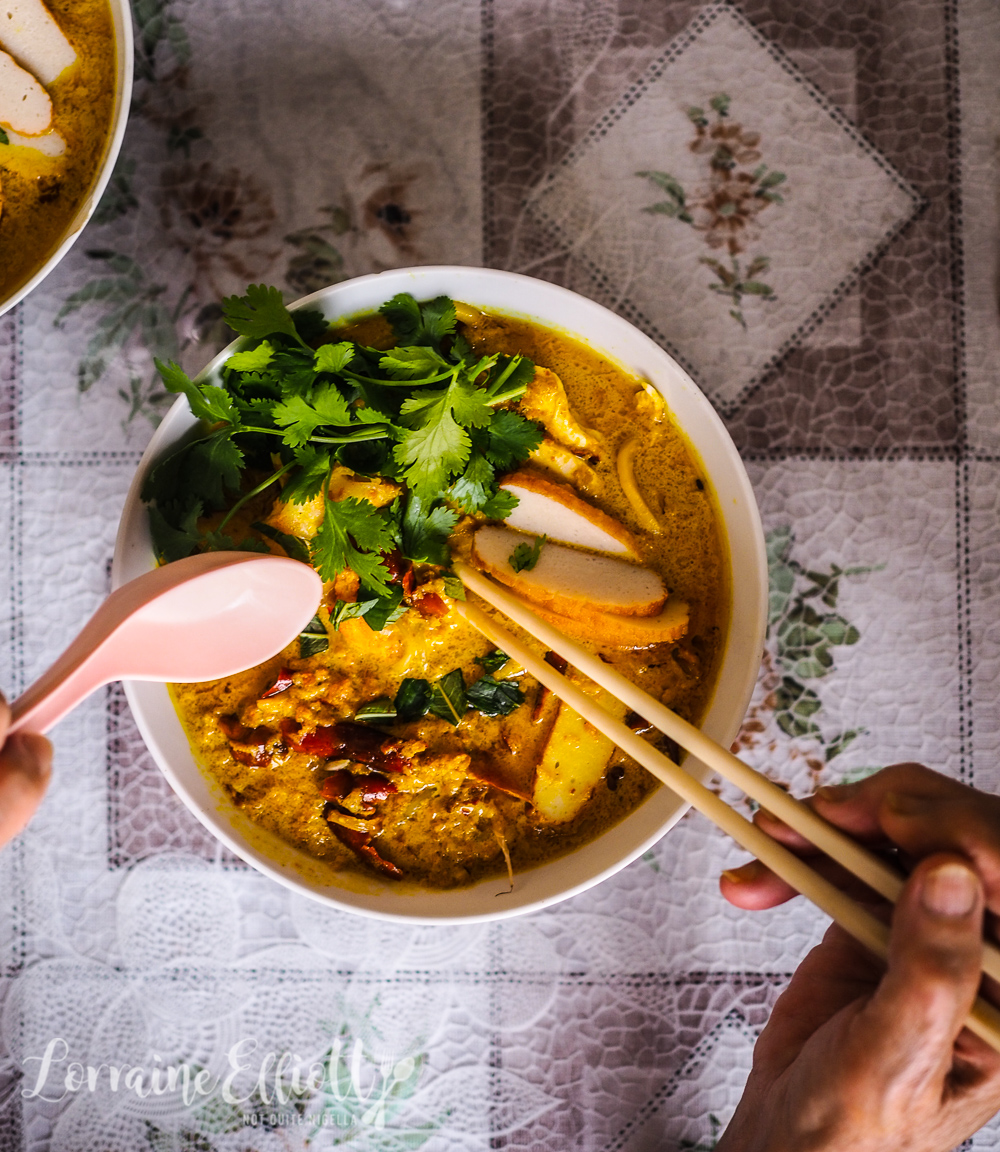 Curry Laksa Recipe Authentic