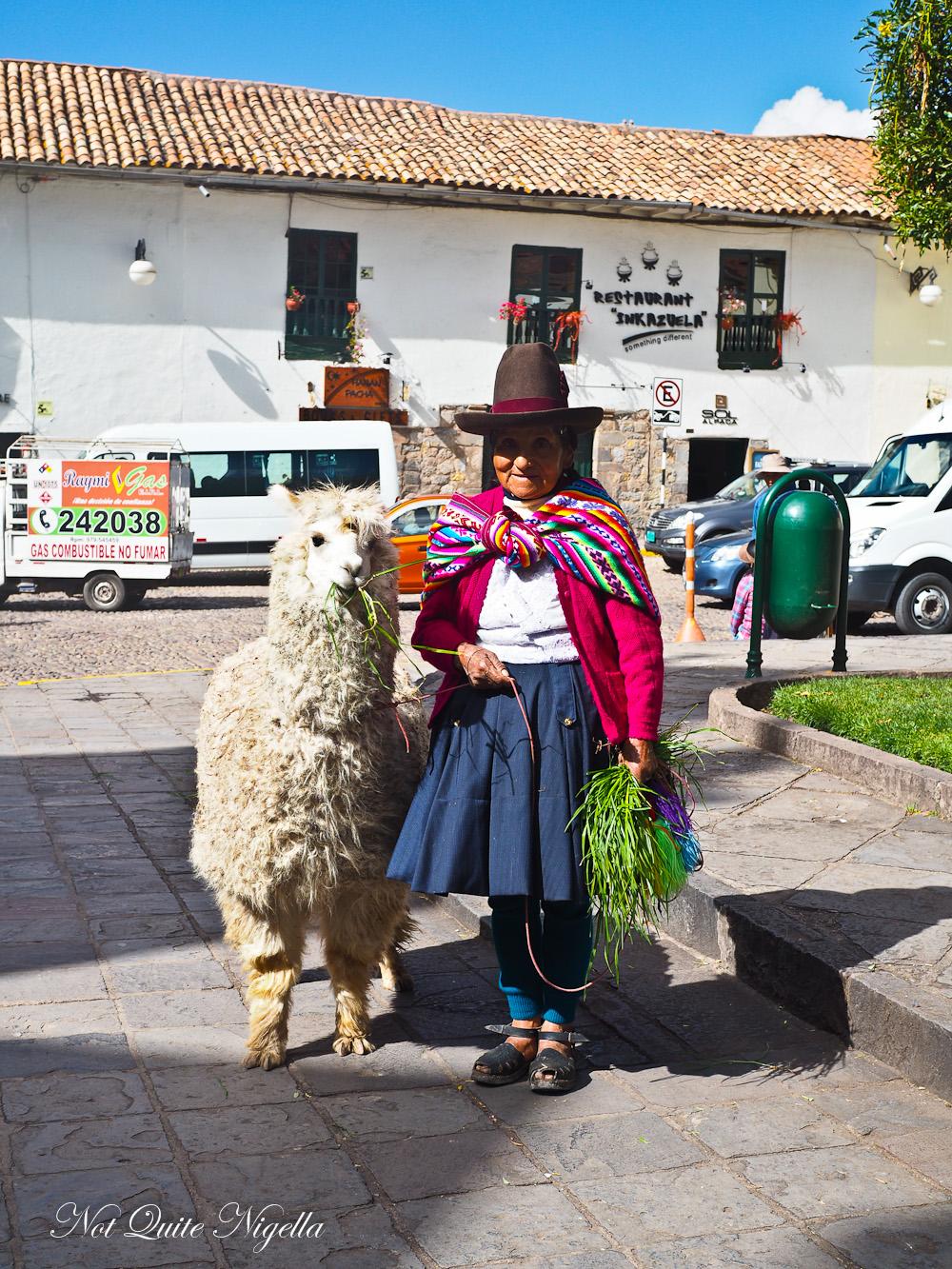 Cusco Food Tour Peru