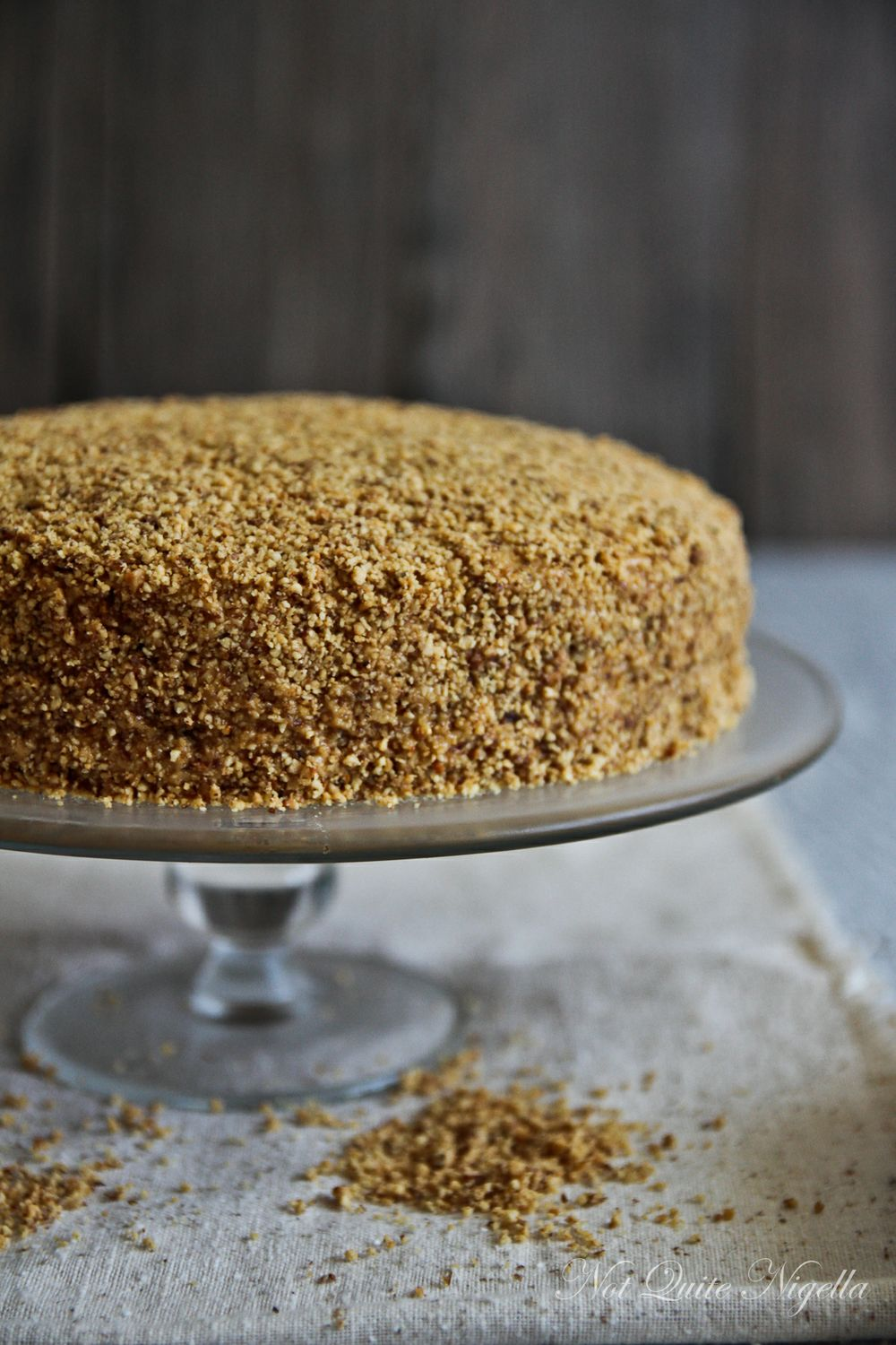 Czech Honey Cake Medovnik Not Quite Nigella