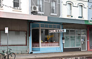 Daisy's Milk Bar, Petersham