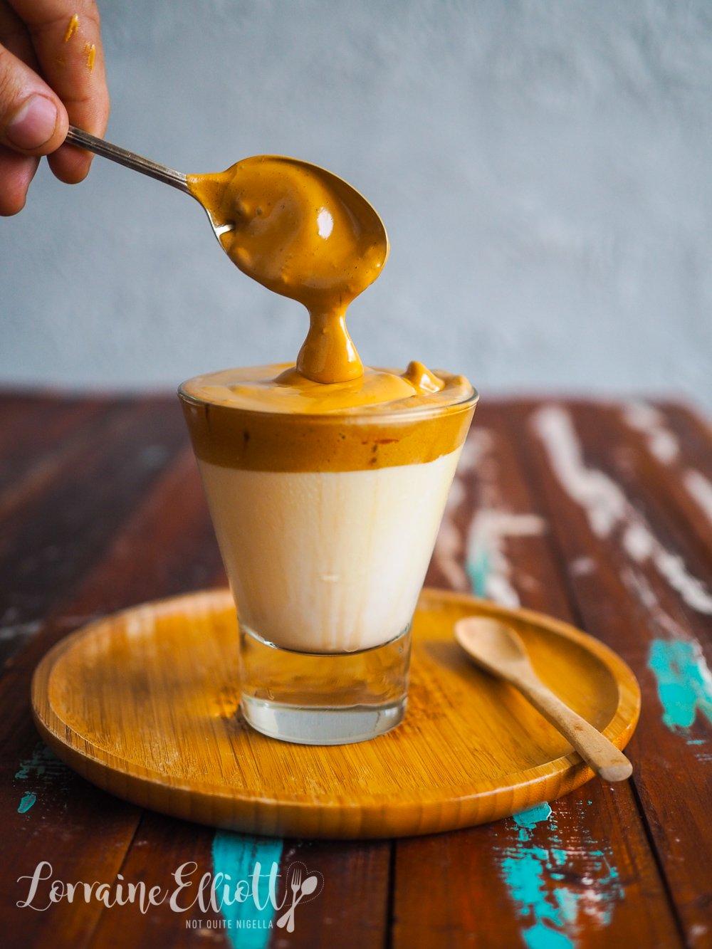 how to make Dalgona Coffee recipe