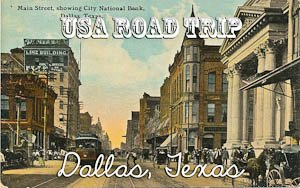 USA Road Trip: Dallas, Texas