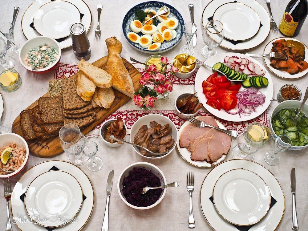 Danish Food