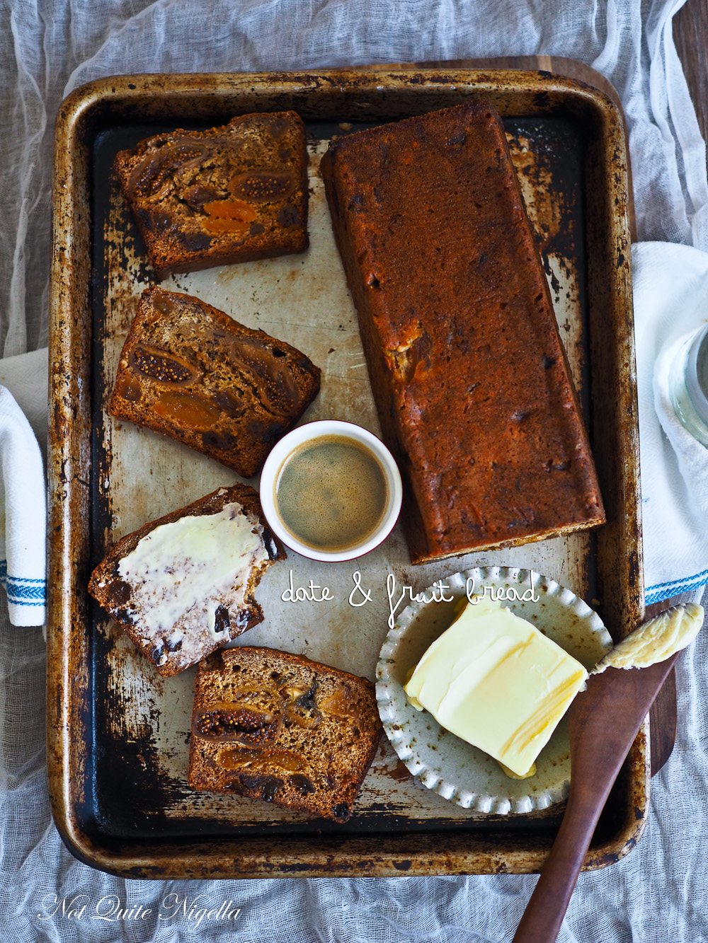 Date and Fruit Bread