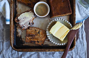 The Dense & Rich Date & Fruit Bread Of Your Dreams