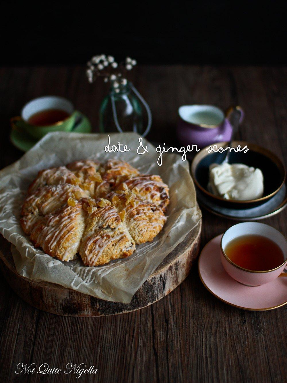 Date Scone Recipe