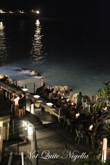 Dava & The Rock Bar, Ayana Resort, Bali, Indonesia