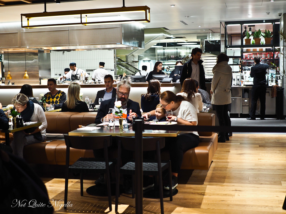 David Jones Bondi Junction Food hall Neil Perry