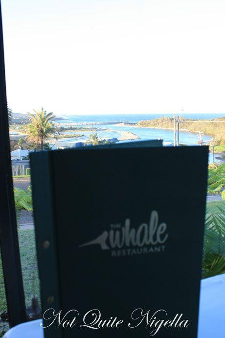 whale inn narooma view