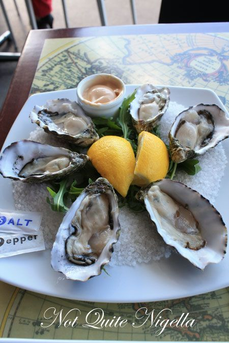 bombora seafood oysters