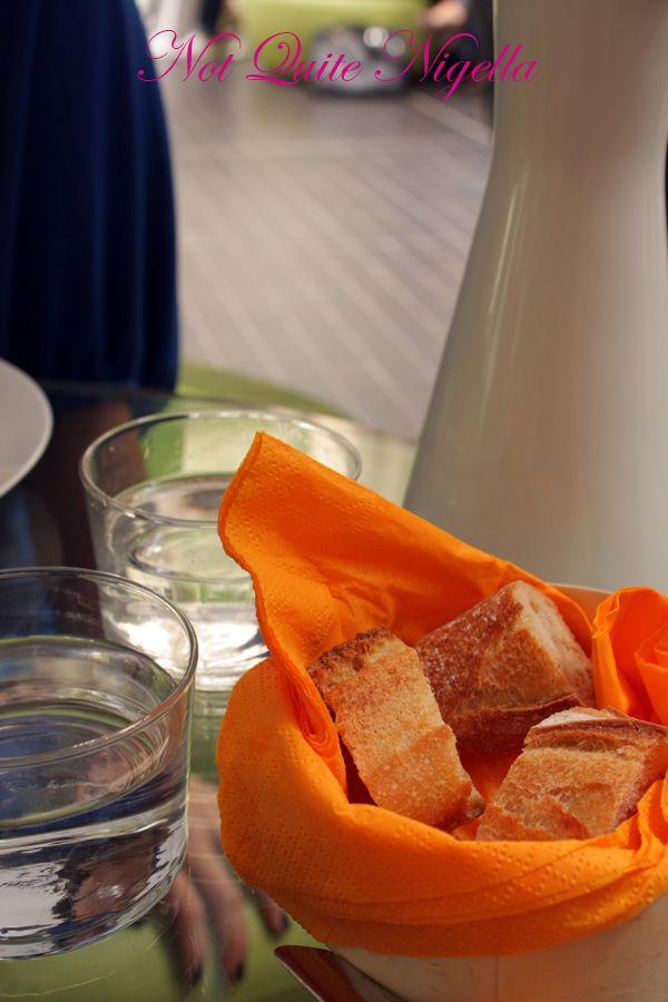 Delicabar Le Bon Marche bread