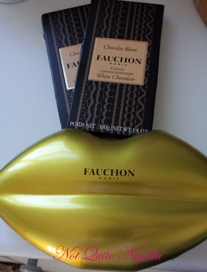 Fauchon purchases