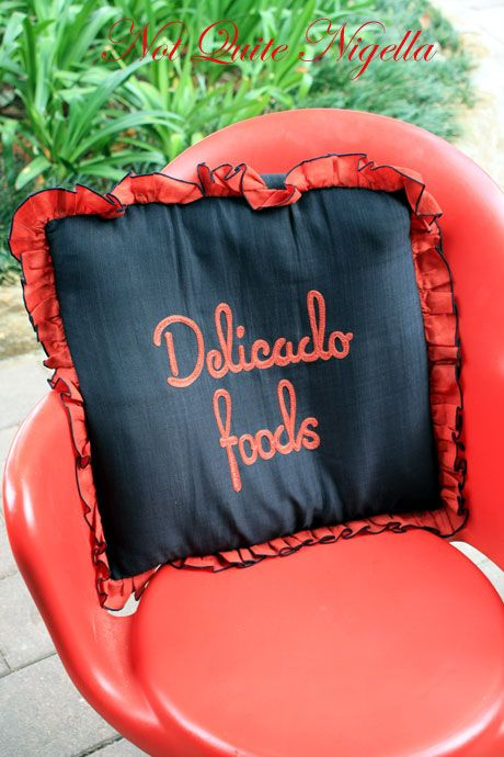 delicado foods mcmahons point cushion