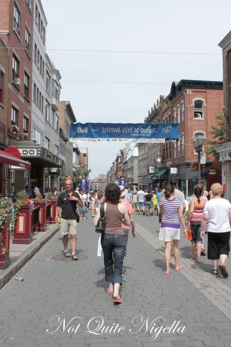 Delicious Old Quebec, Aux Anciens Canadiens & The Pursuit of Maple, Canada