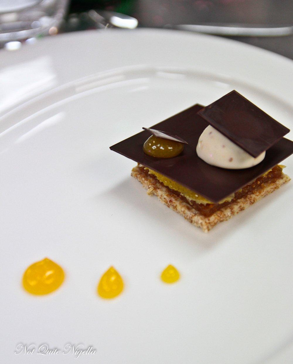 Shangri-La Hotel Gelato Messina Dessert Degustation