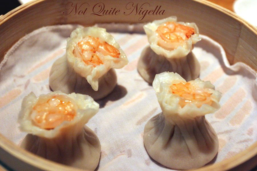 Din Tai Fung at World Square, Sydney Shao Mai