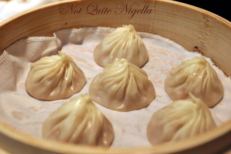 Din Tai Fung at World Square, Sydney Xiao Long Bao