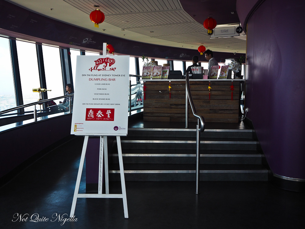 Din Tai Fung Sydney Tower Eye